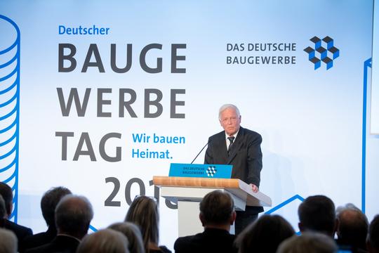 Bauunternehmer Frank Dittmar aus Guxhagen neu im Vorstand des Zentralverbandes des Deutschen Baugewerbes